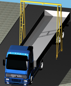 Model LVM 3D - Isométrico Direito Superior