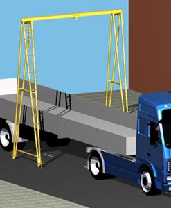 Model LVM 3D - Isométrico Esquerdo
