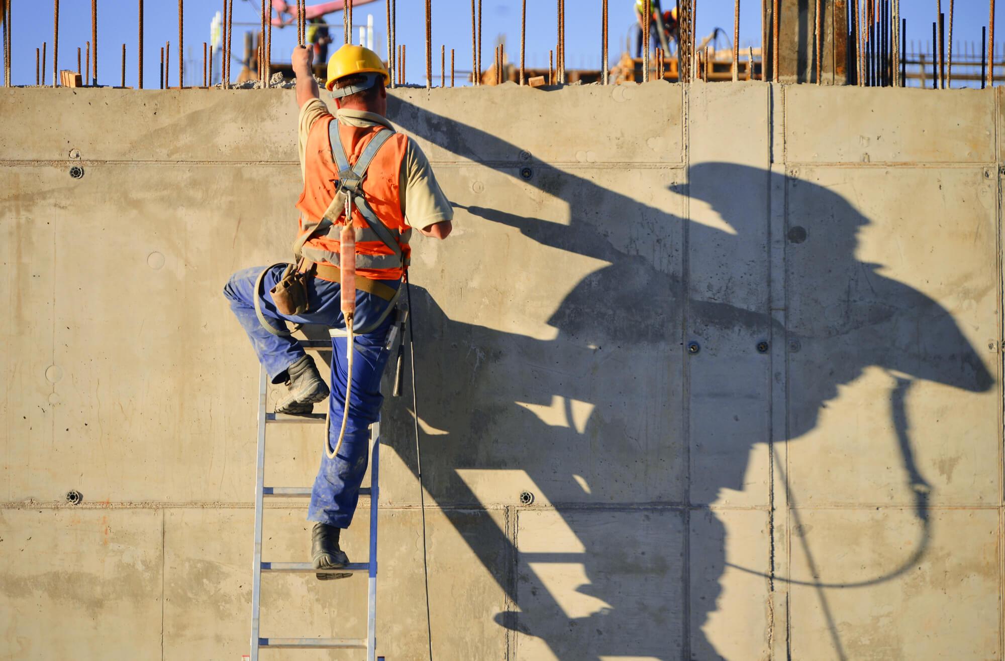 O Que 233 Trabalho Em Altura E A Norma Regulamentadora 35