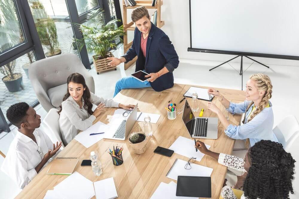 Motivação de equipes CONECT