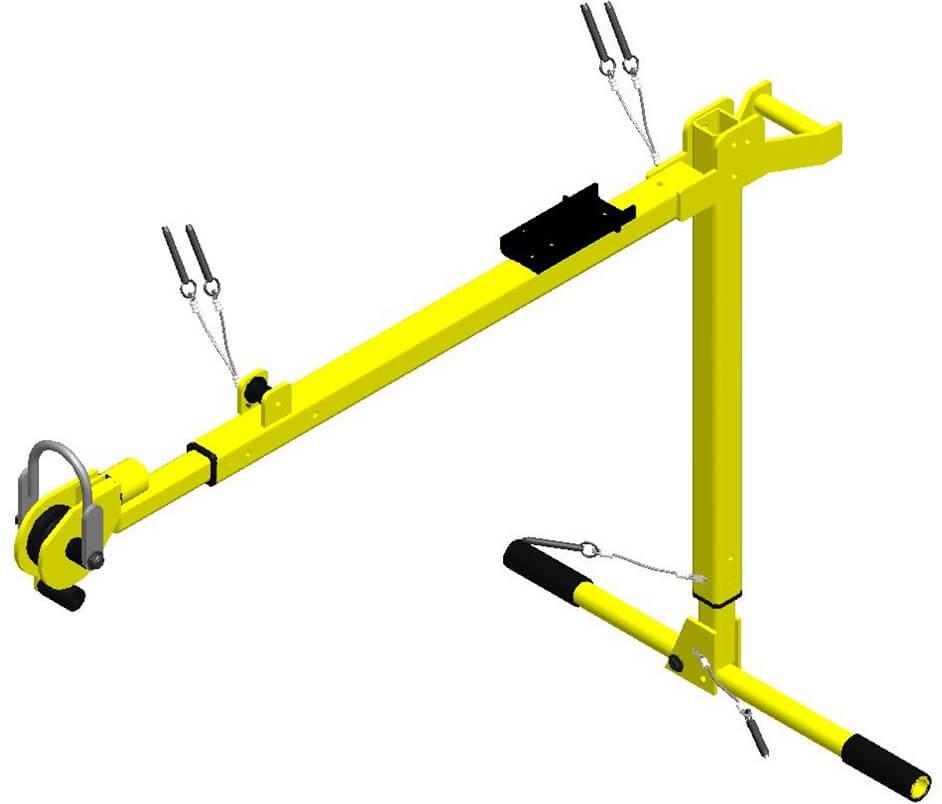 XTIRPA™ Pole Hoist System - CONECT | Trabalhos em Altura e